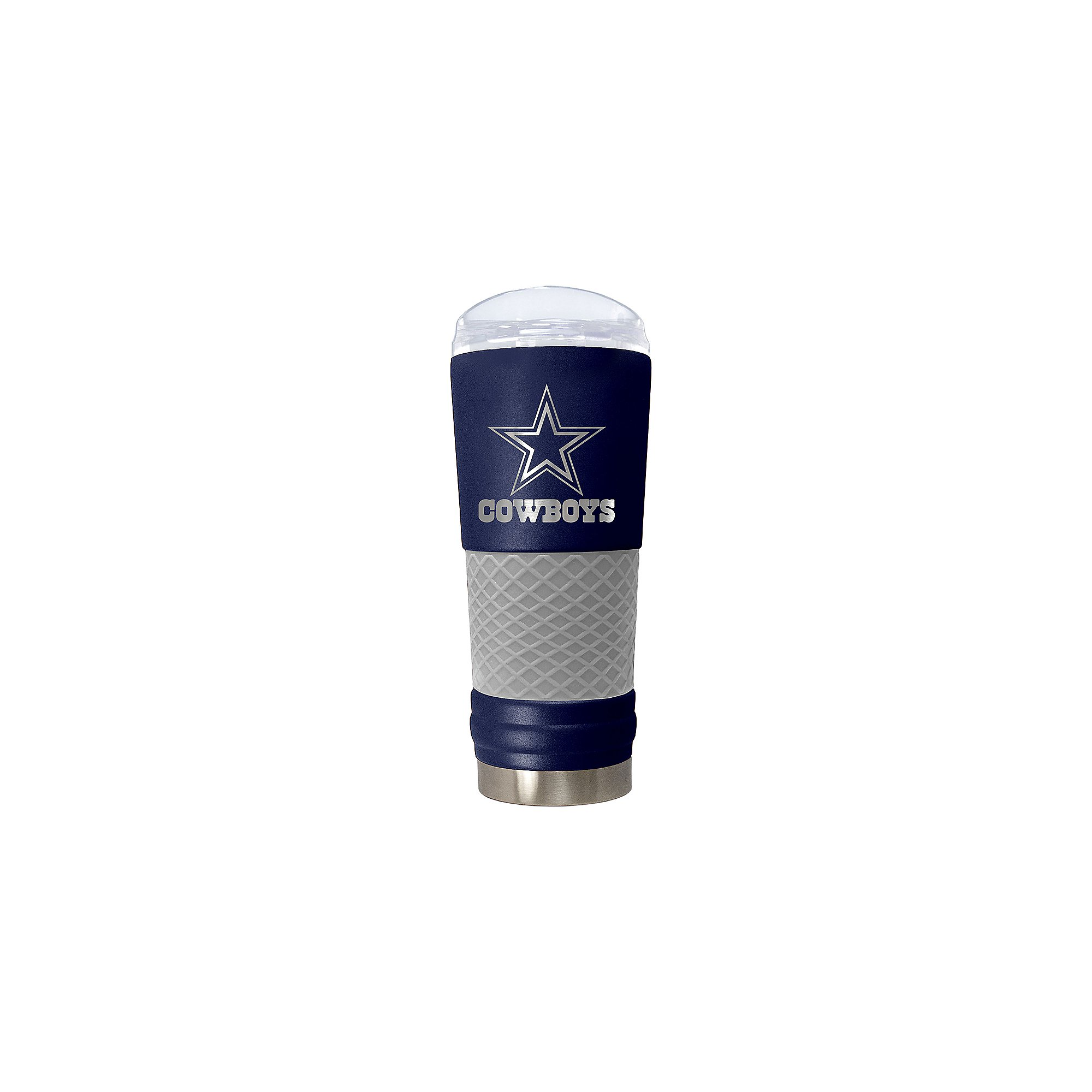 Dallas Cowboys 24 oz Navy Powder Coat Tumbler
