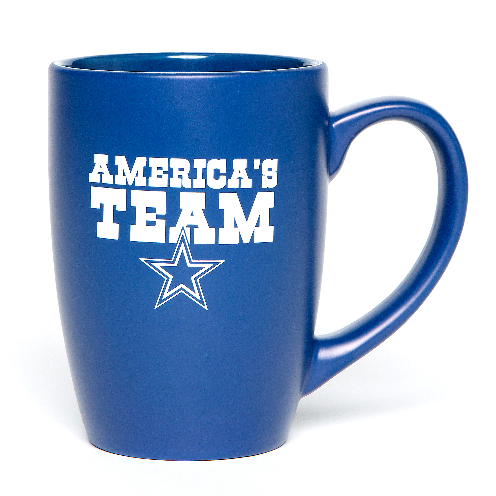 Dallas Cowboys America's Team Bistro Mug