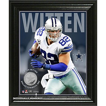 Dallas Cowboys Jason Witten 3D Elite Series Photo Mint Frame