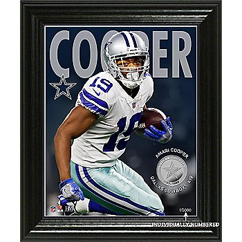 Dallas Cowboys Amari Cooper 3D Elite Series Photo Mint Frame