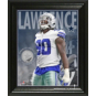 Dallas Cowboys DeMarcus Lawrence 3D Elite Series Photo Mint Frame