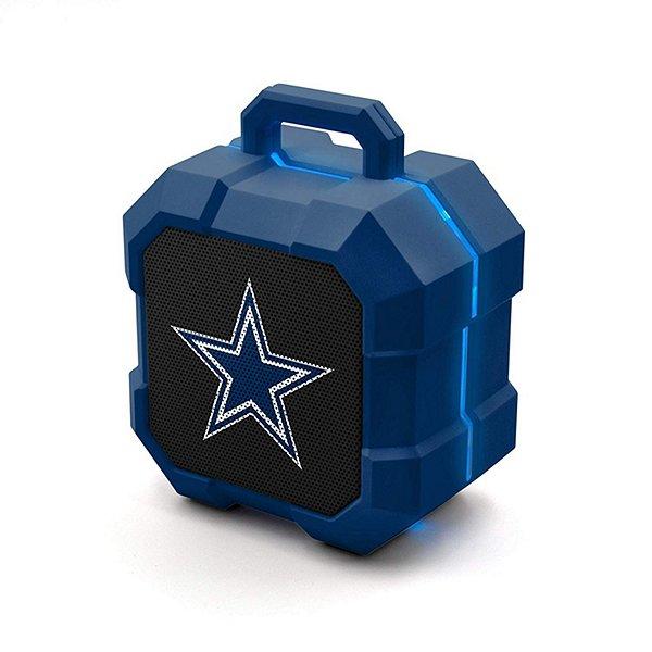 Dallas Cowboys Shockbox LED Bluetooth Speaker