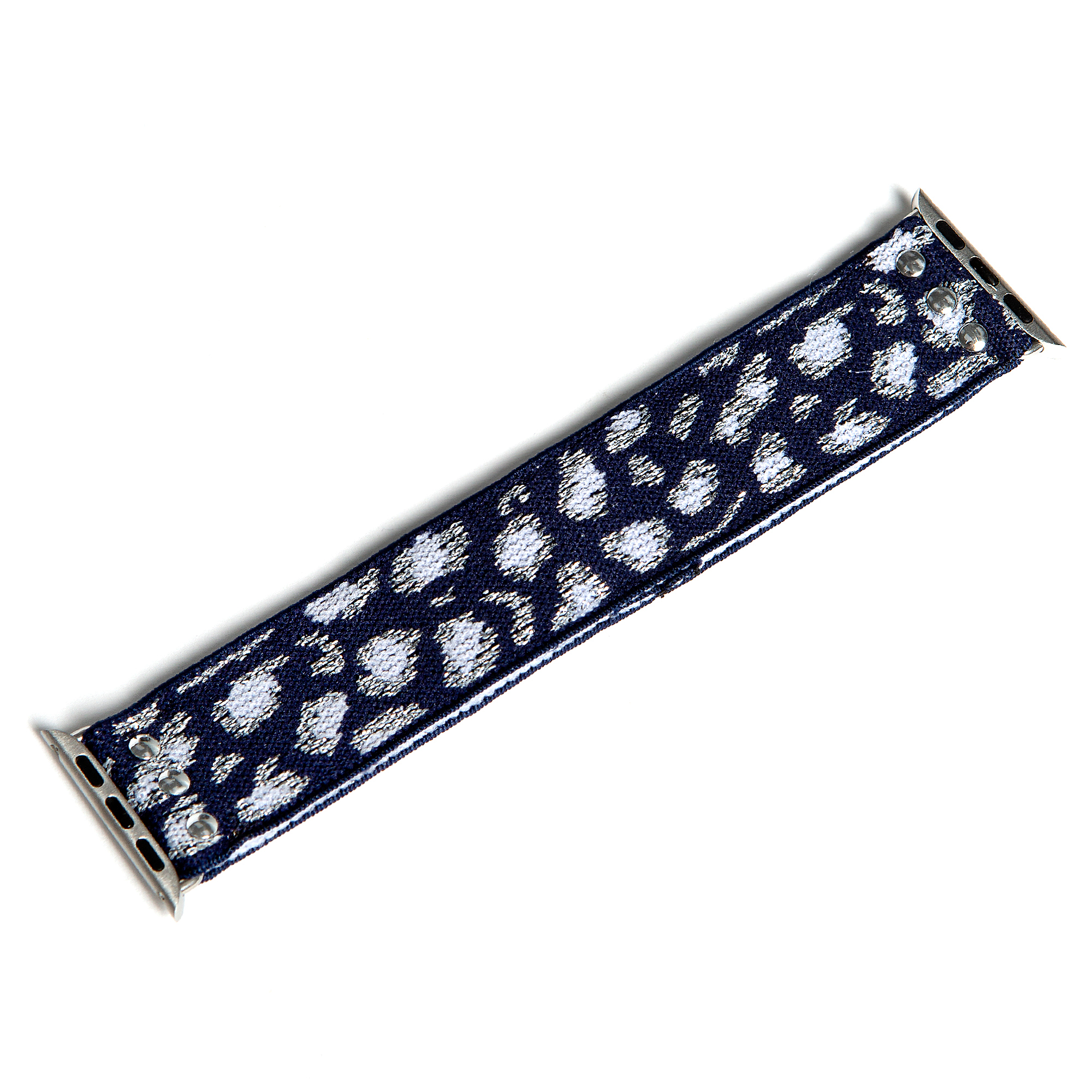 Studio Erimish Leopard Stretch Watch Band