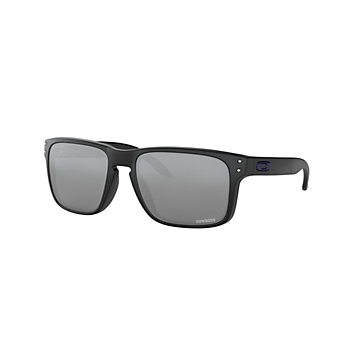 Dallas Cowboys Oakley Mens Holbrook Matte Black Sunglasses