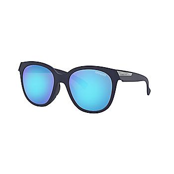 Dallas Cowboys Oakley Womens Low Key Matte Navy Prizm Sapphire Sunglasses