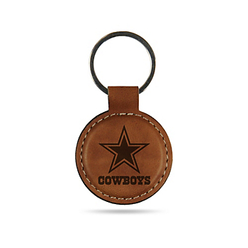 Dallas Cowboys Laser Engraved Key Fob