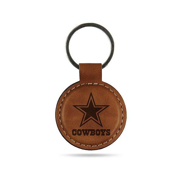 Dallas Cowboys Laser Engraved Key Fob