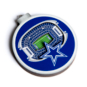 Dallas Cowboys 3D Stadiumview Ornament