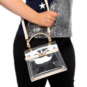 Studio Gemelli Erica Clear Handbag