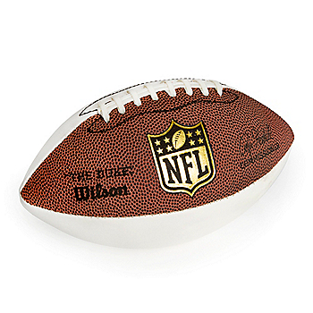 NFL Wilson Mini Autograph Football