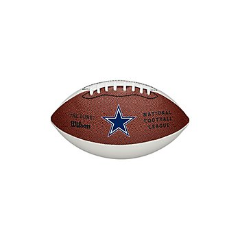 NFL Wilson Mini Star Autograph Football