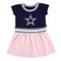 Dallas Cowboys Toddler Zella Dress Set