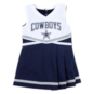Dallas Cowboys Infant Flyer Cheer Dress