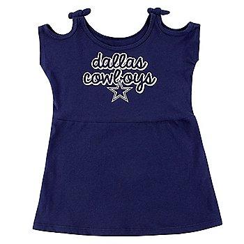 Dallas Cowboys Toddler Lily Dress