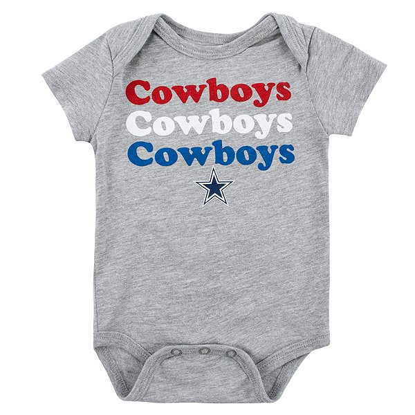 Dallas Cowboys Infant Joan Bodysuit