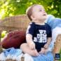 Dallas Cowboys Infant Dem Babies Onesie