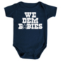 Dallas Cowboys Infant Dem Babies Onesie