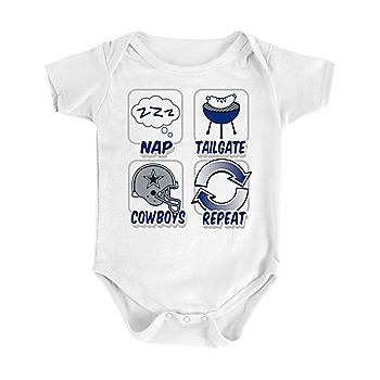 6d5787538 Dallas Cowboys Toddlers & Infants Outfits, Cowboys Onesie | Official ...