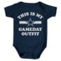 Dallas Cowboys Infant Gameday Outfit Bodysuit
