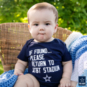 Dallas Cowboys Infant Return To Bodysuit