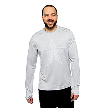 Dallas Cowboys Nike Alpha Mens Player Long Sleeve Top
