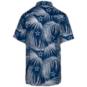 Dallas Cowboys Mens Palm Tropical Button Down Shirt