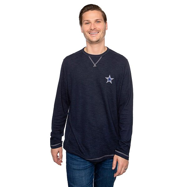 Dallas Cowboys Tommy Bahama Mens Sport Barrier Crew Shirt