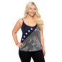 Studio Young Heart Sequin with Stars Cami
