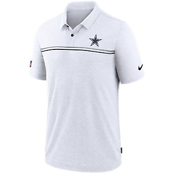Dallas Cowboys Nike Mens Team Logo Short Sleeve Polo