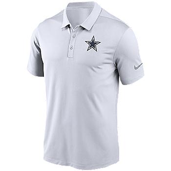 Dallas Cowboys Nike Mens Team Logo Franchise Polo