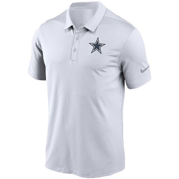 Dallas Cowboys Nike Mens Team Logo Franchise Polo