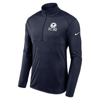 Dallas Cowboys Nike 1960 Mens Element Quarter-Zip Pullover