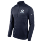 Dallas Cowboys Nike 1960 Mens Element Quarter-Zip Pullover
