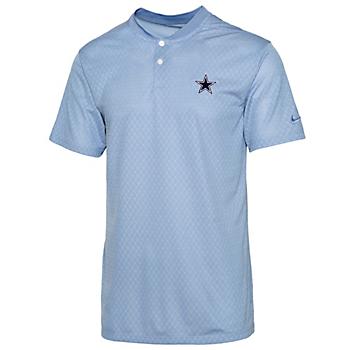 Dallas Cowboys Nike Mens Dri-FIT Vapor Blade Golf Polo
