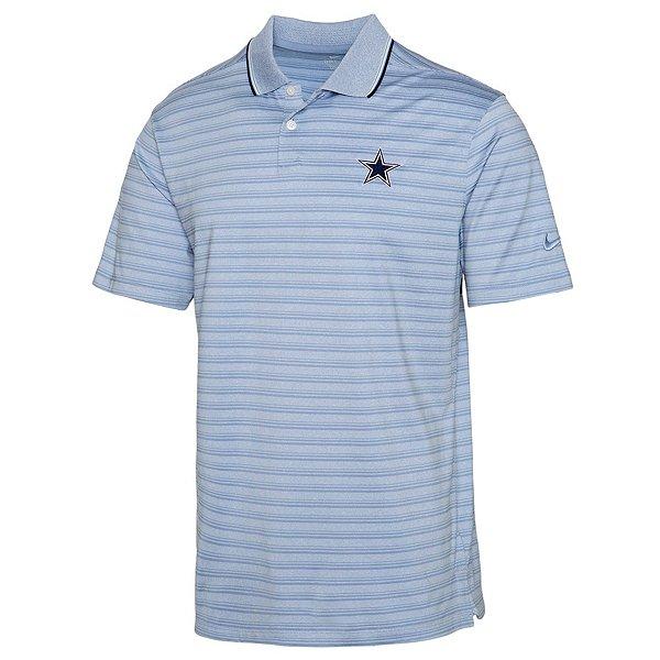 Dallas Cowboys Nike Mens Dri-FIT Vapor Control Golf Polo