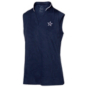 Dallas Cowboys Nike Womens Breathe Polo Tank