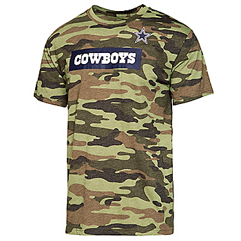 Dallas Cowboys Mens Caudron Short Sleeve T-Shirt