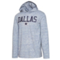 Dallas Cowboys Mens Zophar Long Sleeve Hooded T-Shirt