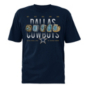 Dallas Cowboys Mens Rings Short Sleeve T-Shirt