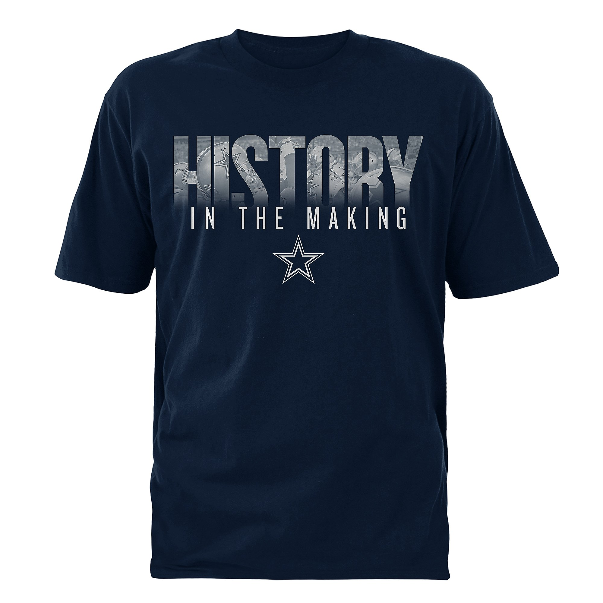 Dallas Cowboys Mens Stats Short Sleeve T-Shirt