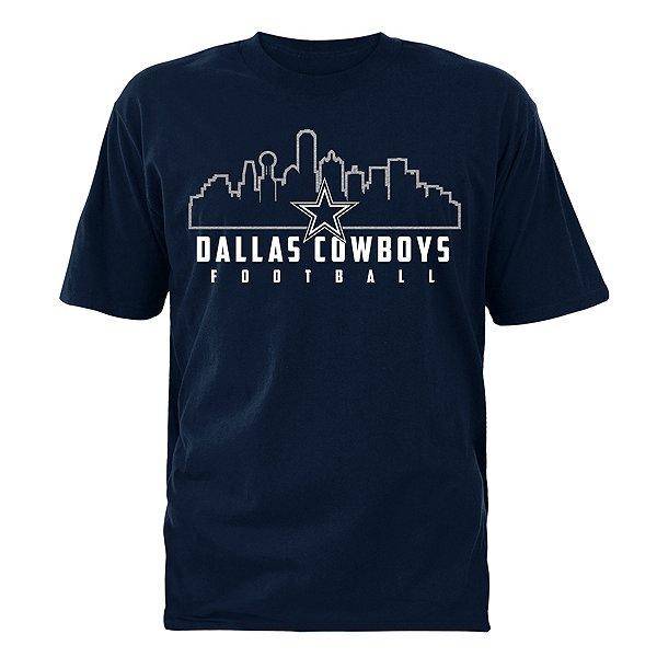 Dallas Cowboys Mens Vitor Short Sleeve T-Shirt