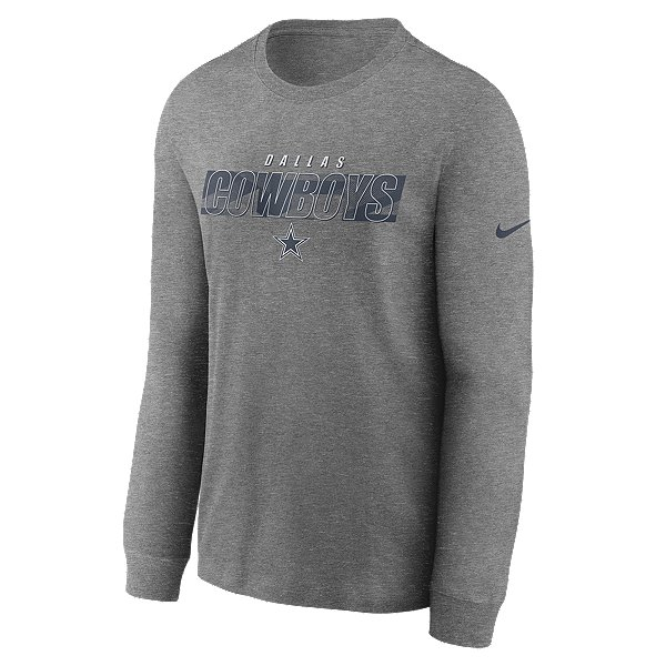Dallas Cowboys Nike Mens Playbook Long Sleeve T-Shirt
