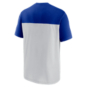 Dallas Cowboys Nike Mens Wordmark Historic Colorblock T-Shirt