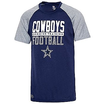 Dallas Cowboys Mens Ball Hog Short Sleeve Performance Tee