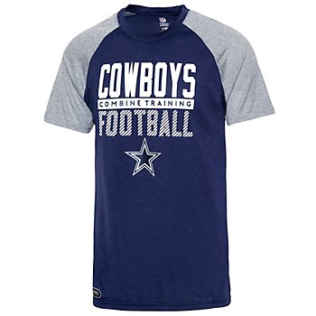 Dallas Cowboys Mens Ball Hog Short Sleeve Performance Tee