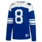 Dallas Cowboys Mens Rivalry Troy Aikman #8 Long Sleeve T-Shirt