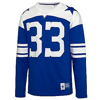 Dallas Cowboys Mens Rivalry Tony Dorsett #33 Long Sleeve T-Shirt