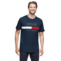 Dallas Cowboys Tommy Hilfiger Mens Inserted Rib Front T-Shirt