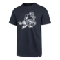 Dallas Cowboys '47 Brand Mens Retro Joe Dist Club T-Shirt