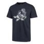 Dallas Cowboys '47 Brand Mens Retro Joe Dist Club T-Shirt